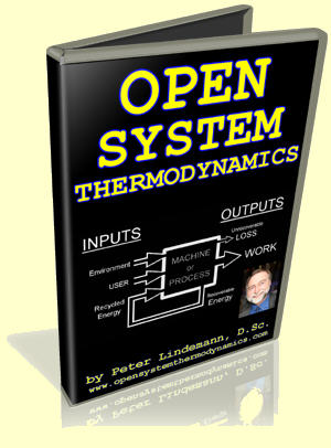 Open System Thermodynamics by Peter Lindemann